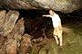 孝感小悟笔架山发现明末水口古庙和天然石洞