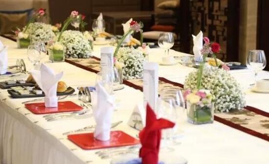 荆州南国温德姆酒店:年会礼遇