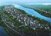 洪湖岸边是家乡效果图
