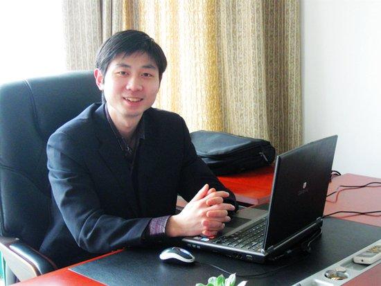 2011湖北省青学联大会代表风采——吴斌