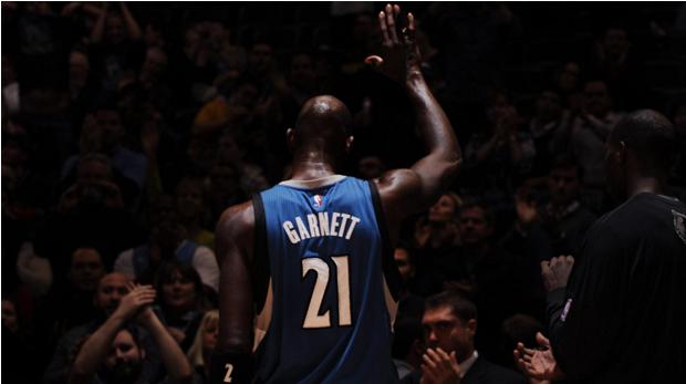 加内特正式宣布退役 狼王结束21年职业生涯