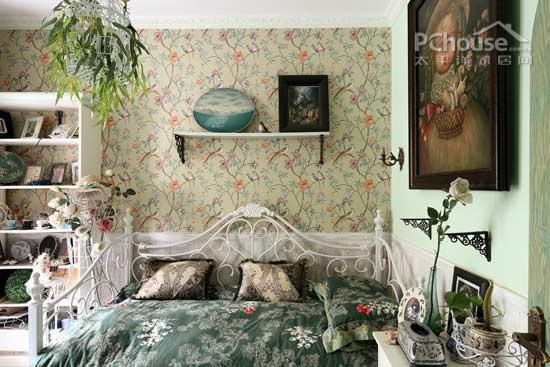 森系房间设计图片