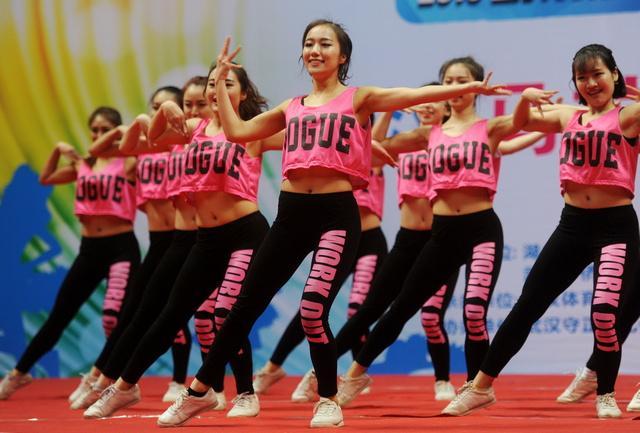 2017汉马官方啦啦队火热招募 初赛将于3月19日启动