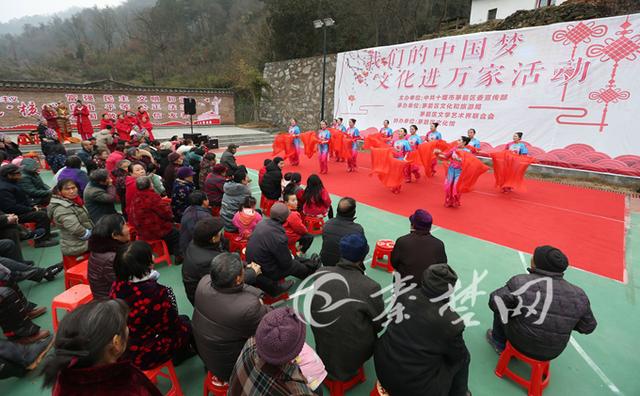 十堰人有福啦!春节期间百余场文化大餐免费观看
