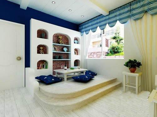 榻榻米设计小空间装扮成舒适屋