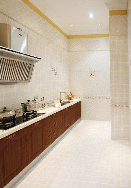 4平厨房装修效果图 超级精彩设计