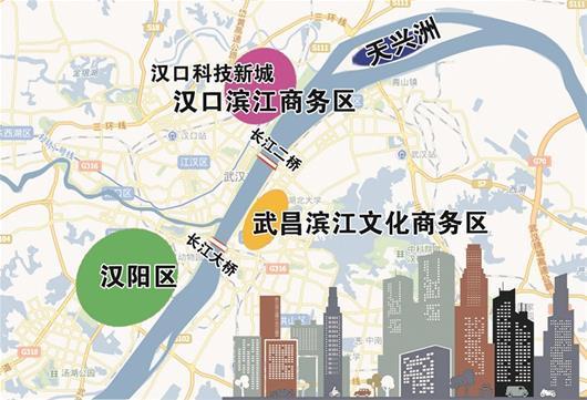 """建设世界一流城市 武汉""""长江新城""""落子何方?"""