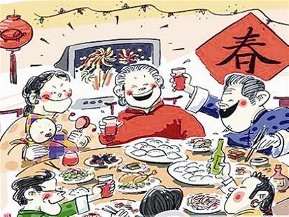 细数黄冈年夜饭必吃的那些菜