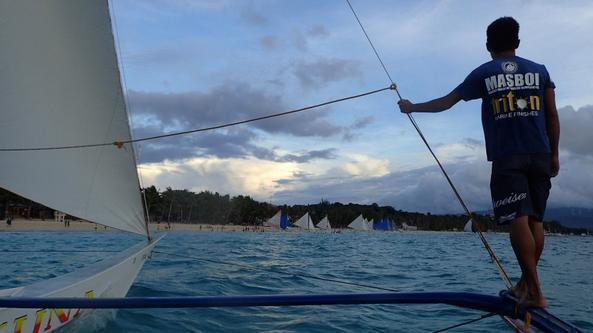 奇妙的旅行:走进菲律宾·长滩岛,感受自然的沙滩岛屿!