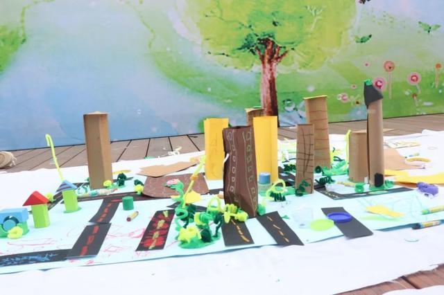 放飞童年梦想 描绘梦想家园 恒泽花语首届少儿绘画活动圆满举行