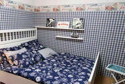 5平米小卧室装修图 看一眼就舒适 大楚网 腾讯高清图片