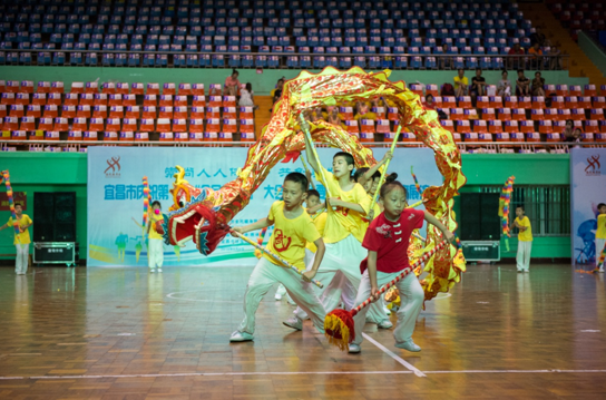 宜昌举行第十个全民健身日庆祝大会