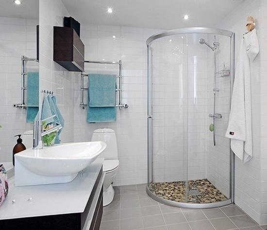 卫浴间装修设计四大要点 让浴室美观又实用