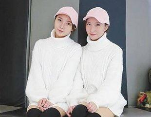 双胞胎姐妹从头到脚都一样 妹妹男友提分手