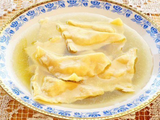 全球12款最奇葩的饺子 你都吃过吗?