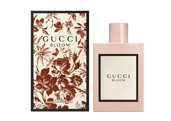 GUCCI Bloom香水(图片来源于GUCCI)