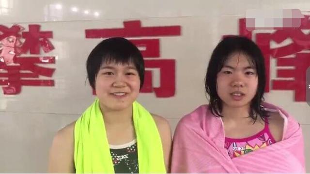 7.16渡江节女子抢渡只有三人完赛 均为武汉伢