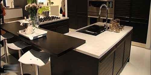 开放式厨房装修效果图赏析图片