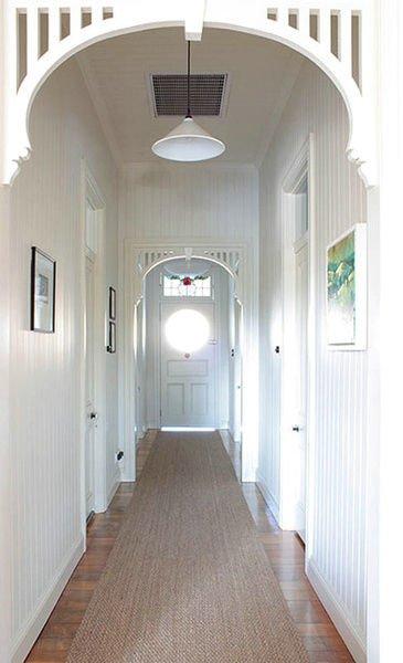 时尚仿真木纹瓷砖 打造风情小居室
