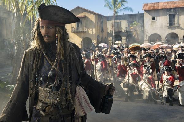 杰克船长回归了!大楚君邀你看《加勒比海盗5》