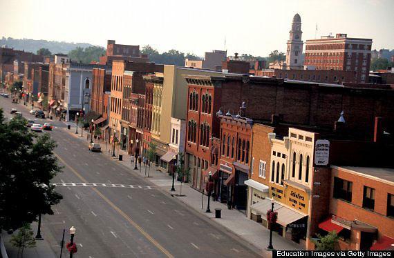 玩转美国十大历史小镇小城也有大故事