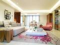 舒适简洁135平三房两厅温馨时尚家设计