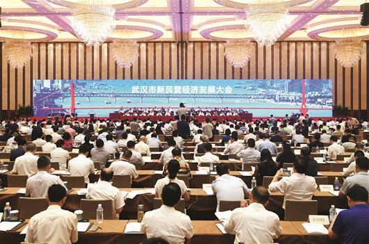 武汉民营经济总量_武汉经济开发区发改局