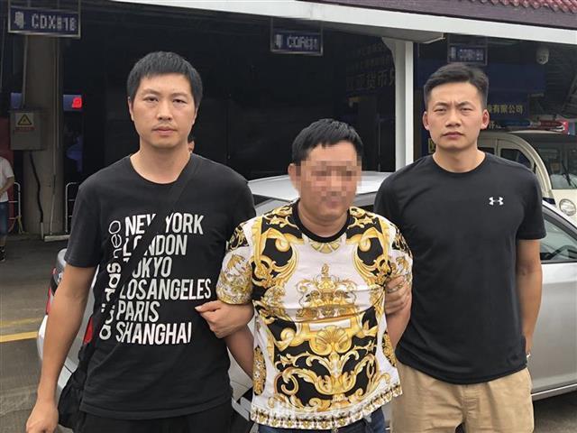 黄冈一涉黑恶犯罪团伙覆灭 头目外逃前30分钟落网