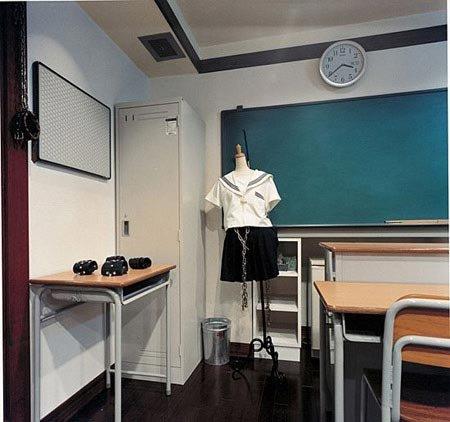 日本男友重情趣变态:女体盛、旅馆口味文化穿情趣内衣和啪图片