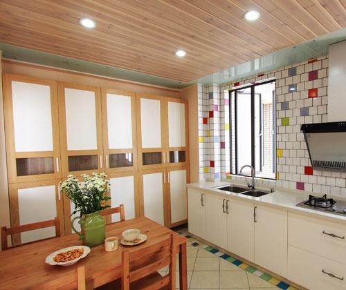 厨房储物间装修效果图 改造有诀窍_大楚网_腾讯网