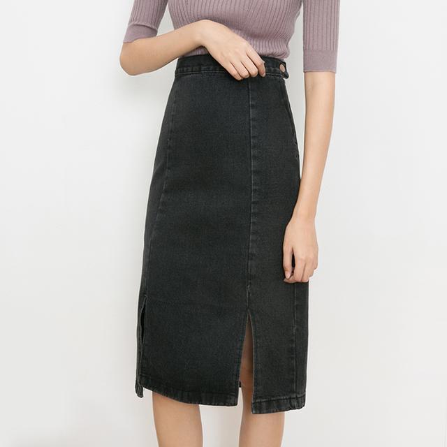 最简单的裙子做法图解_松紧带半身衬裙的做法大全图解图片