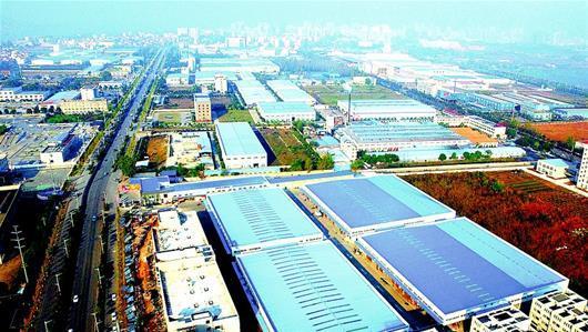 黄冈四大行动振兴产业 规模工业企业达1497家