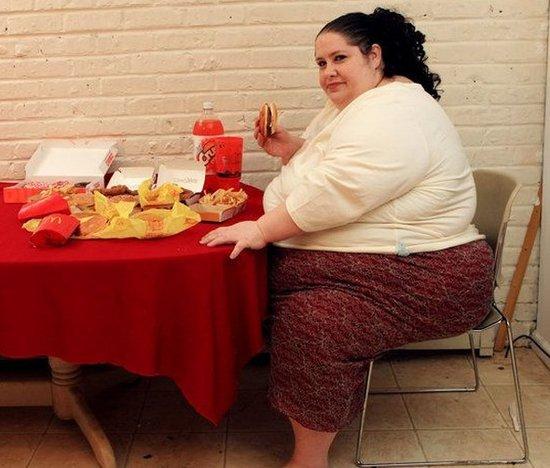 世界最胖的女人_最胖的女人