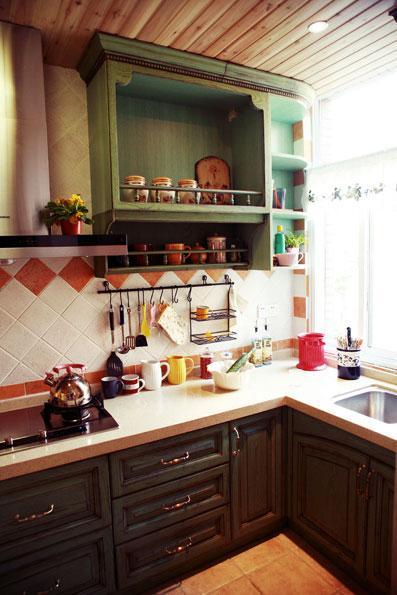 厨房储物间装修效果图
