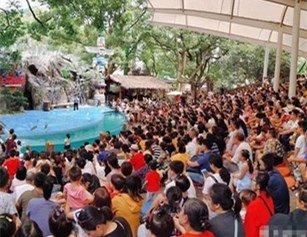 中秋假2010余万人次游湖北 总收入81.86亿