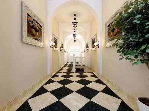 过道走廊这样设计,个个都很惊艳图片
