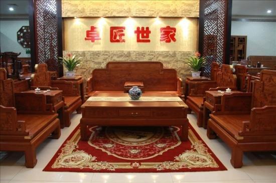 小编淘店第8期:情迷中国风品欧亚达红木家具便宜哪里宁晋家具图片