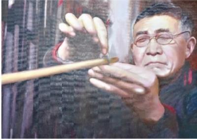 肖安平是武汉电缆集团公司退休职工