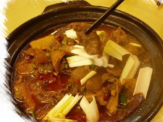 关中花园多万松园餐厅道美食餐厅大PK村陕西(v花园汉口美食美食)怎么样图片