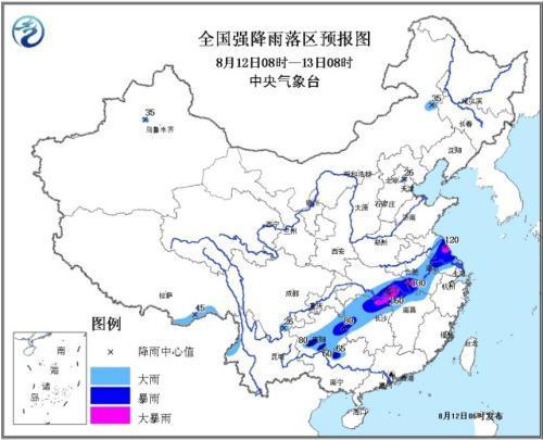 双休强降雨打压气温 湖北全省最高温不超31℃
