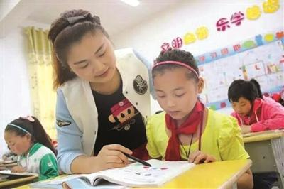 90后美女教师深山支教5年 爱心帮扶500留守儿童