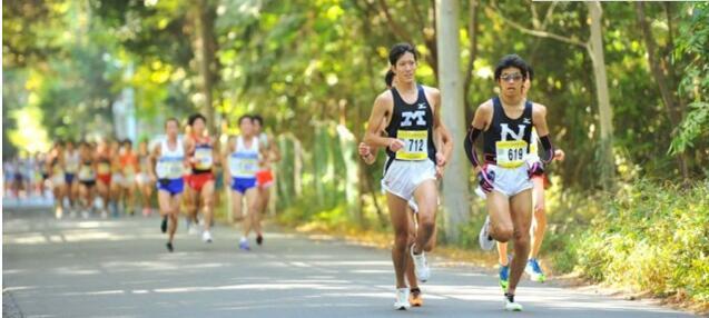 厉害了!日本一半程马拉松62人跑进65分大关