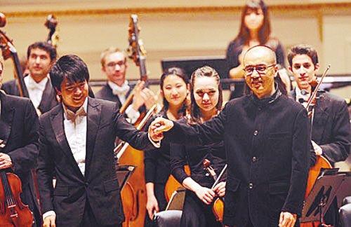 祝福中国歌谱和弦