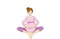 孕晚期小动作 让你顺产更轻松