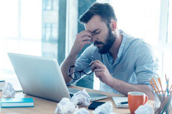 若每周工作超过39小时 将不利于精神健康