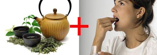 专家建议:送药首选温开水 忌用茶和汽水
