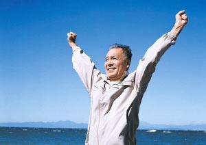 中年人健康的9大标准:愉悦的笑声 亲密的朋友