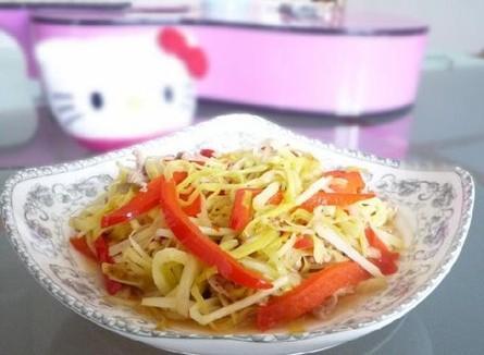 v做法3-6岁的做法做法洋葱:营养韭黄蛋面爆炒家常五花肉的食谱肉丝全集宝宝大大全图片