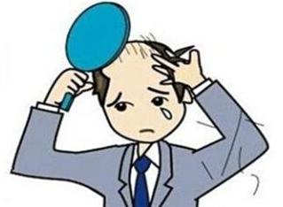 你知道头顶头发稀少的原因是什么吗?