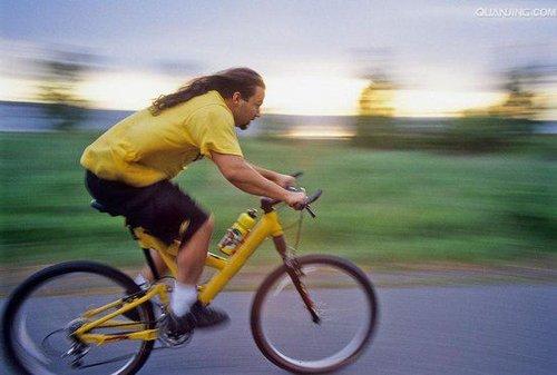 男人性功能劲敌:香烟自行车
